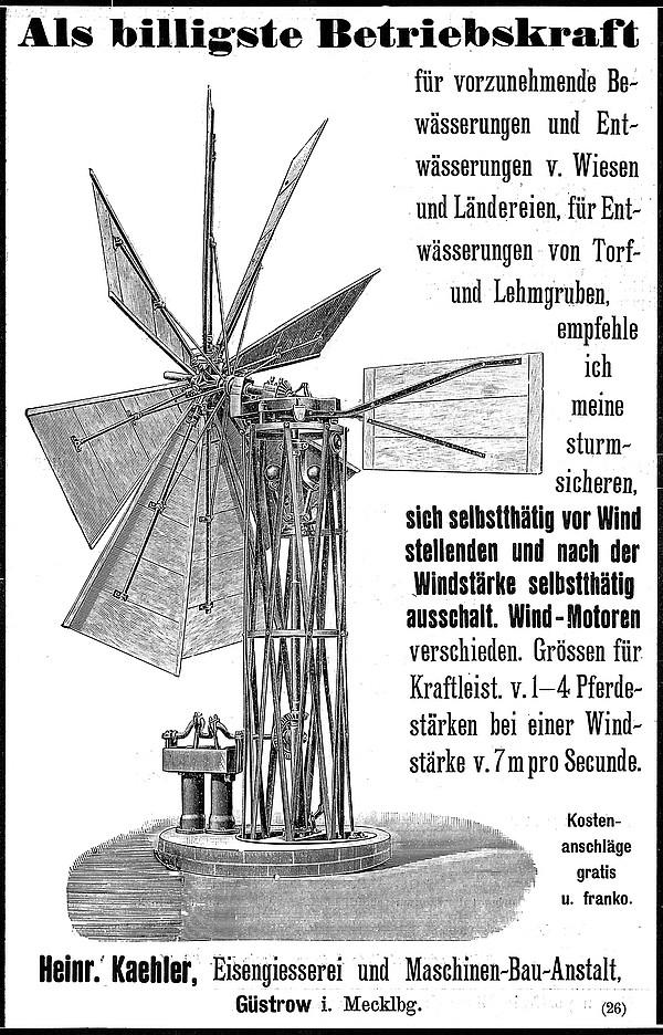 Annonce 21: Moornutzung (1900 bis ca. 1920)